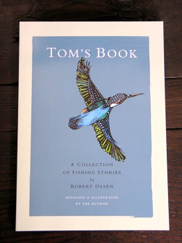 Toms Book - By Rob Olsen - Paperback